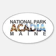 Acadia - Maine Bumper Stickers
