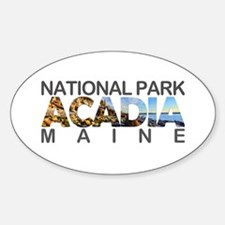 Acadia - Maine Decal