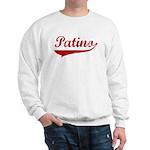 Patino (red vintage) Sweatshirt
