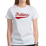 Patino (red vintage) Women's T-Shirt