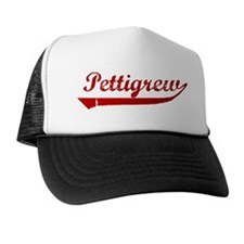 Pettigrew (red vintage) Trucker Hat