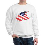 Patriotic Dog Sweatshirt