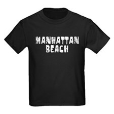 Manhattan Be.. Faded (Silver) T