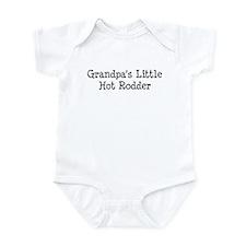 Grandpas Hot Rodder Infant Bodysuit