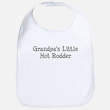 Grandpas Hot Rodder Bib
