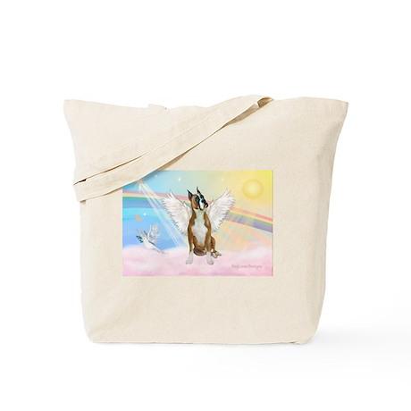 Angel / Boxer Tote Bag