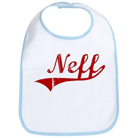 Neff (red vintage) Bib