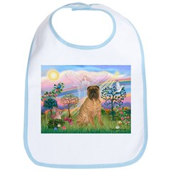 Cloud Angel 2/Shar Pei (3) Bib