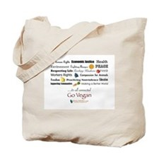 It's All Connected Tote Bag