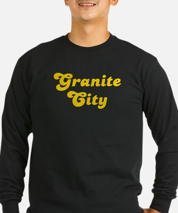 Retro Granite City (Gold) T