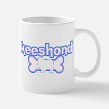 Powderpuff Keeshond Mug