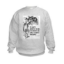 """Carroll """"Believe In Me"""" Sweatshirt"""