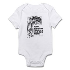 """Carroll """"Believe In Me"""" Infant Bodysuit"""