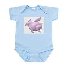 Flying Pig Infant Creeper