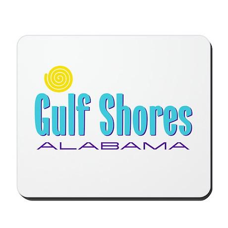 Gulf Shores - Mousepad
