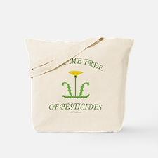 Pesticide Free Tote Bag