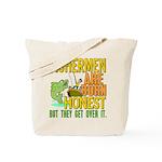 Born Honest Tote Bag