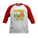 Born Honest Kids Baseball Jersey