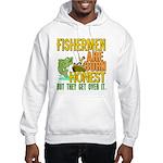 Born Honest Hooded Sweatshirt