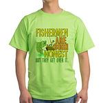 Born Honest Green T-Shirt