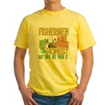 Born Honest Yellow T-Shirt