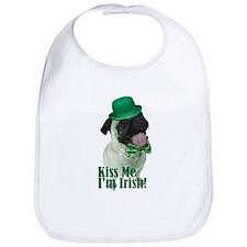 St. Patrick's Day Bib