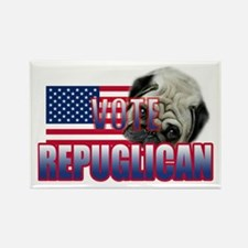 Vote Repuglican Rectangle Magnet