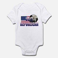 Vote Repuglican Onesie