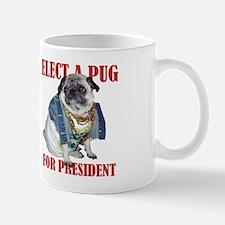 Pug for President Mug