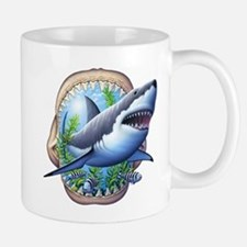 Great White 3 Mug