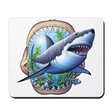 Great White 3 Mousepad