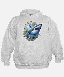 Great White 3 Hoodie