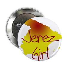 "Jerez Girl 2.25"" Button"