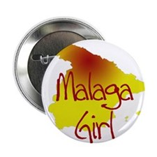 """Malaga Girl 2.25"""" Button"""