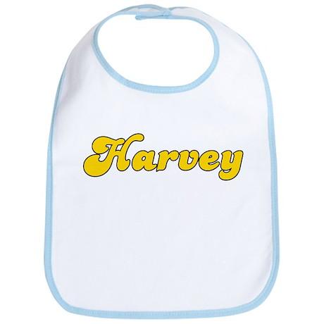 Retro Harvey (Gold) Bib