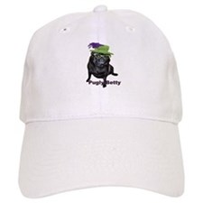 Pugly Betty Baseball Cap