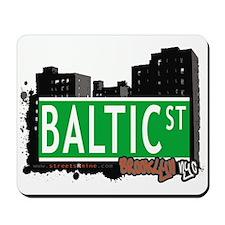 BALTIC STREET, BROOKLYN, NYC Mousepad