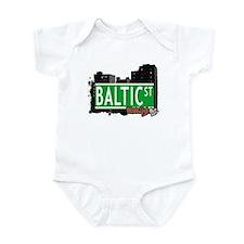BALTIC STREET, BROOKLYN, NYC Infant Bodysuit