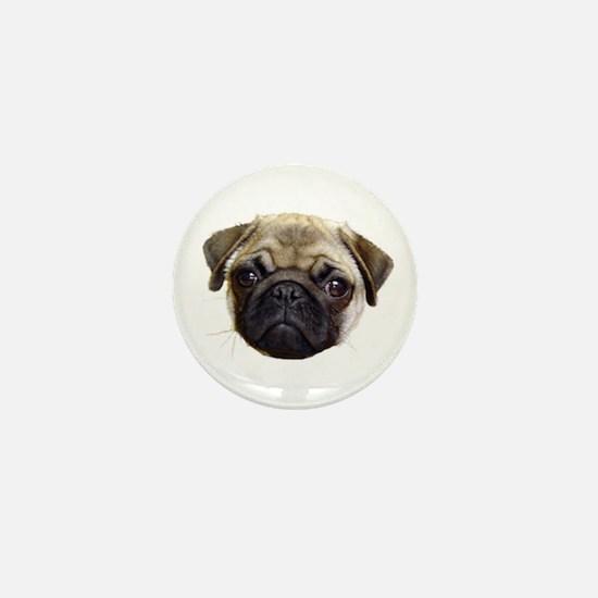 Got Pug Mini Button