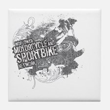 Sportbike411 Tile Coaster