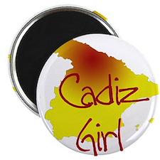 Cadiz Girl Magnet