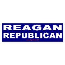Reagan Republican Bumper Bumper Sticker