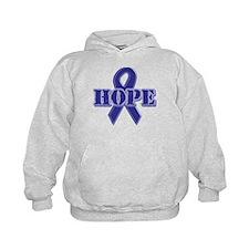 Purple Hope Ribbon Hoodie