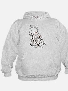 Snowy Owl Hoodie