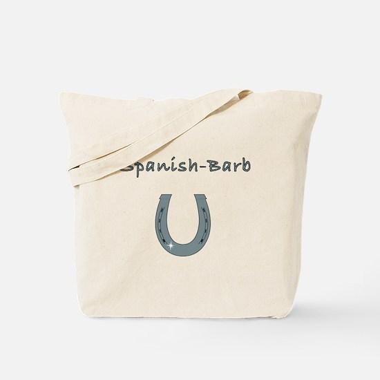 spanish-barb Tote Bag