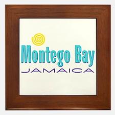 Montego Bay - Framed Tile