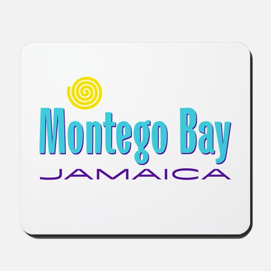 Montego Bay - Mousepad