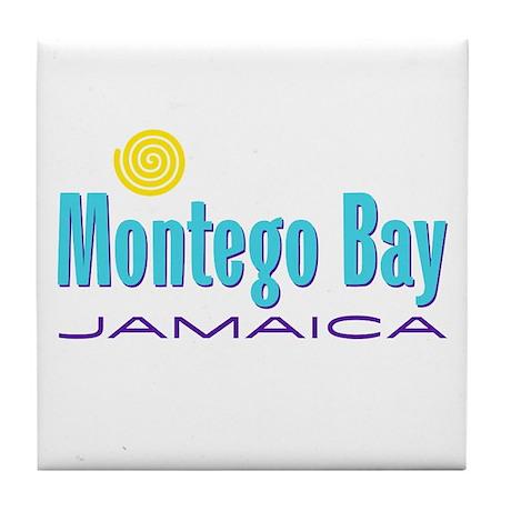 Montego Bay - Tile Coaster