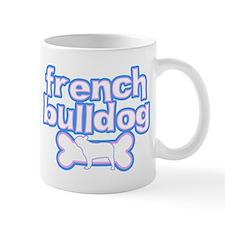 Powderpuff French Bulldog Mug