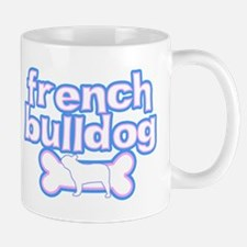 Powderpuff French Bulldog Mug
